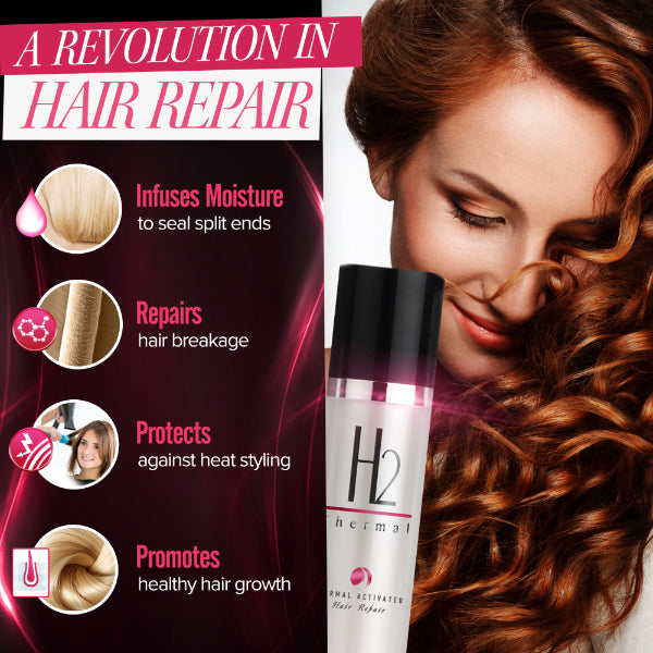 H2 Thermal - Thermal Activated Intensive Hair Repair Conditioner