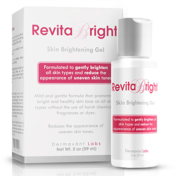 RevitaBright - Gentle Skin Brightening Gel
