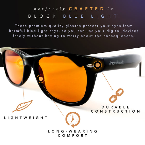 Dream Elements Anti-Blue-Light Glasses