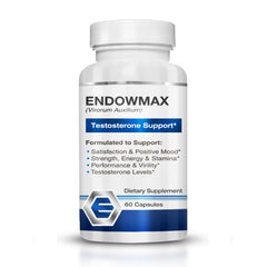 Endowmax - Natural Male Supplement