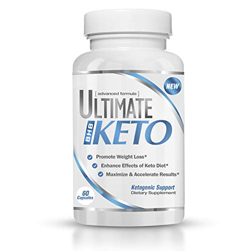 Ultimate Keto - BHB Exogenous Ketones Supplement