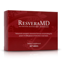 Resvera MD - Advanced Antioxidant Support