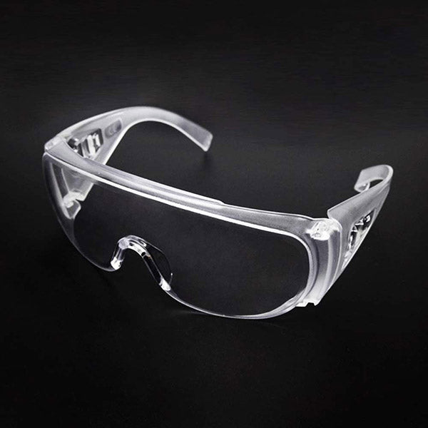 Protective Eye Goggles, Clear, Splash-proof Safety Glasses - Ships From USA