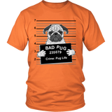 "Men's ""Bad Pug"" T-Shirt"