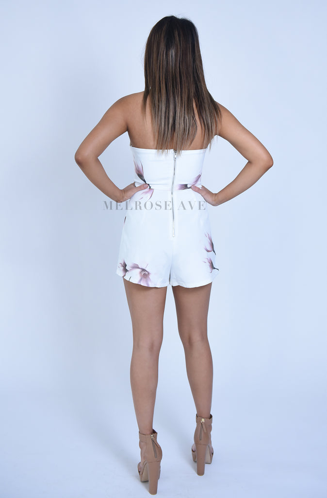 Heart & Soul Playsuit | Magnolia