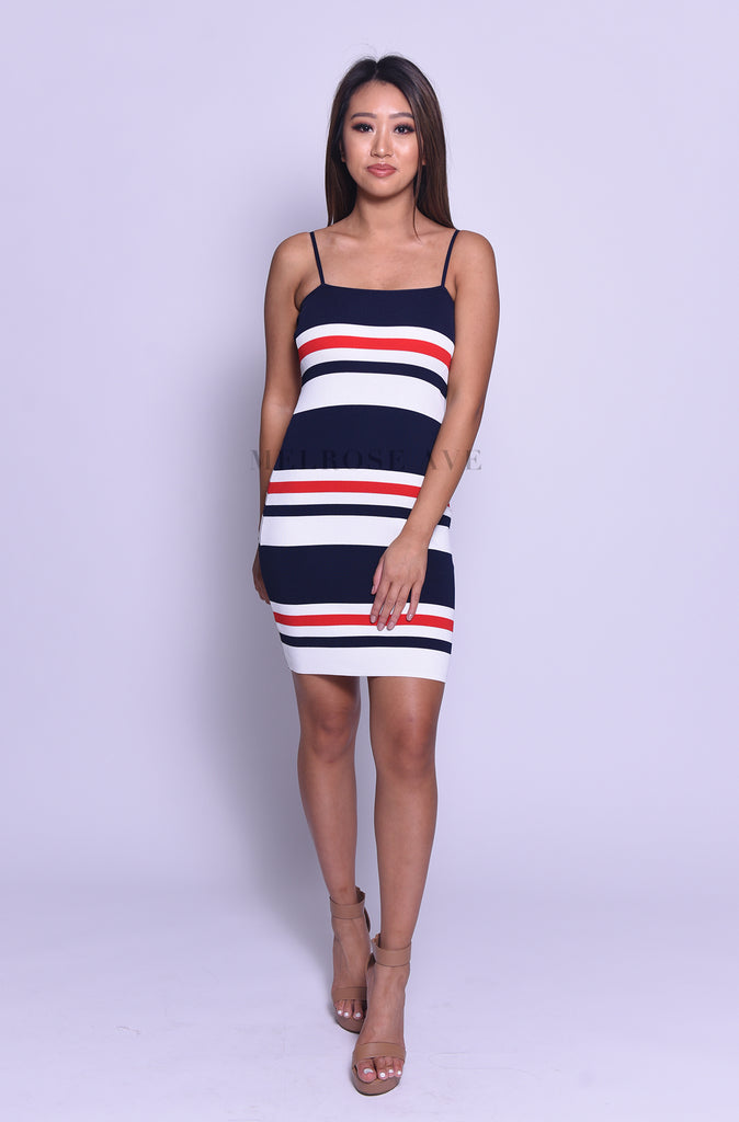 Sierra Dress | Navy