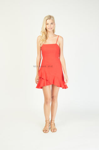 No Regrets Mini Dress