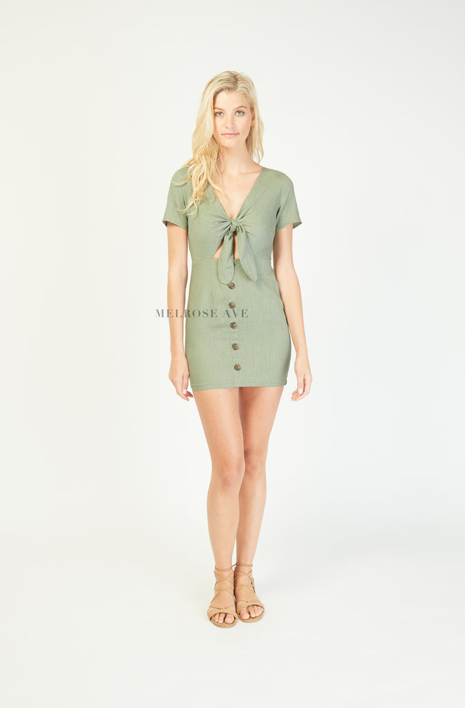 Hopscotch Mini Dress