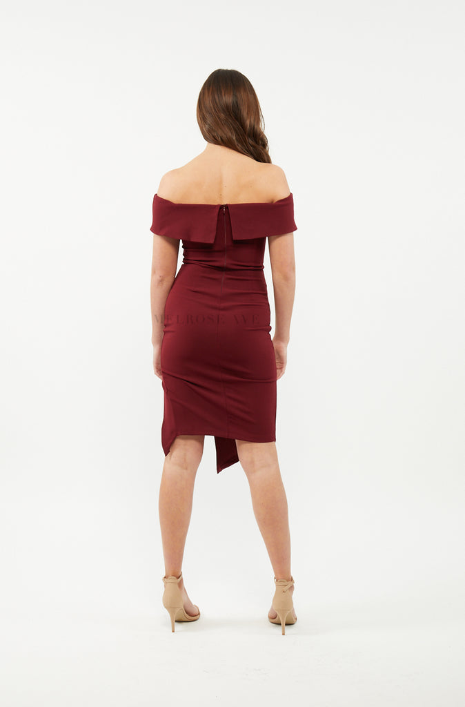 Ebony Midi Dress