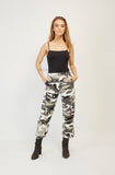 Hunter Cargo Pants | Camo