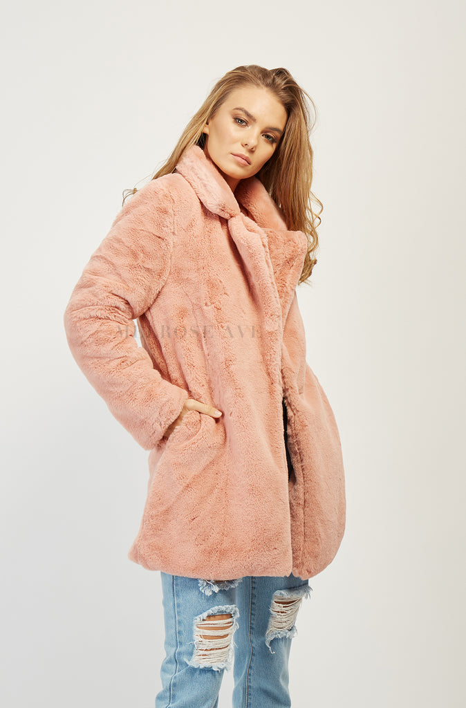 Farrah Faux Fur Jacket