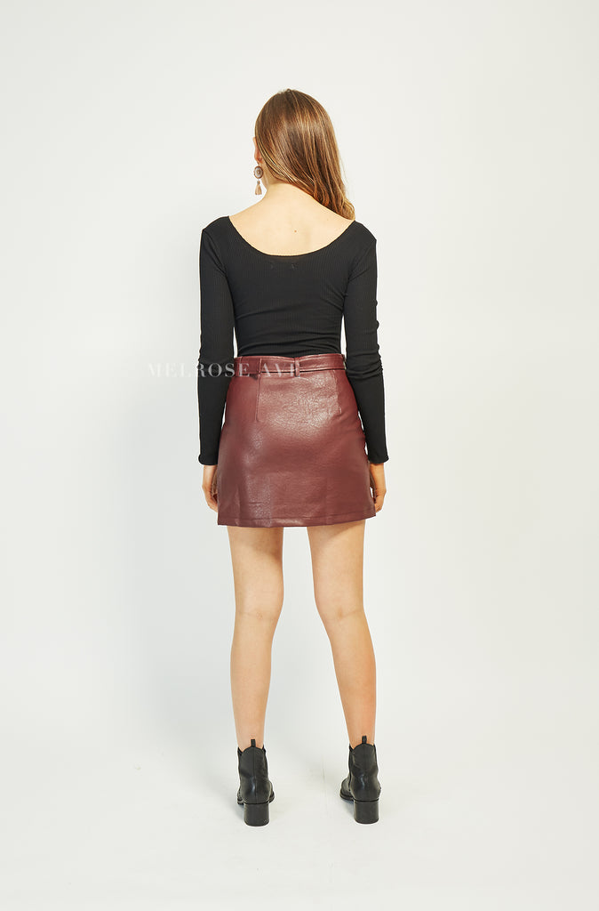Luca Mini Skirt