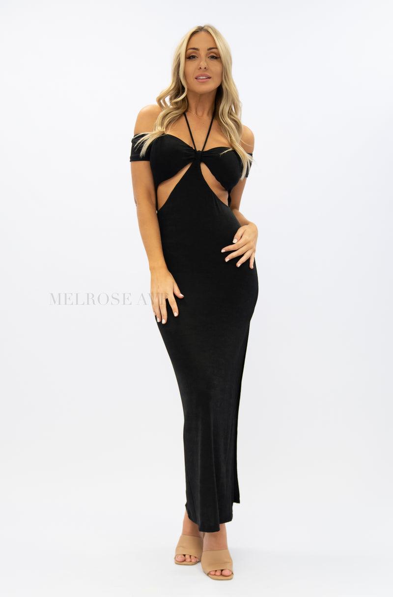 For The Night Maxi Dress
