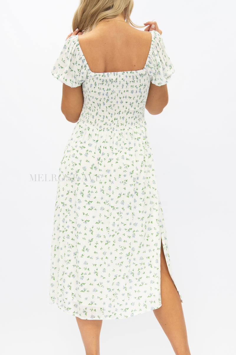 Heather Midi Slip Dress