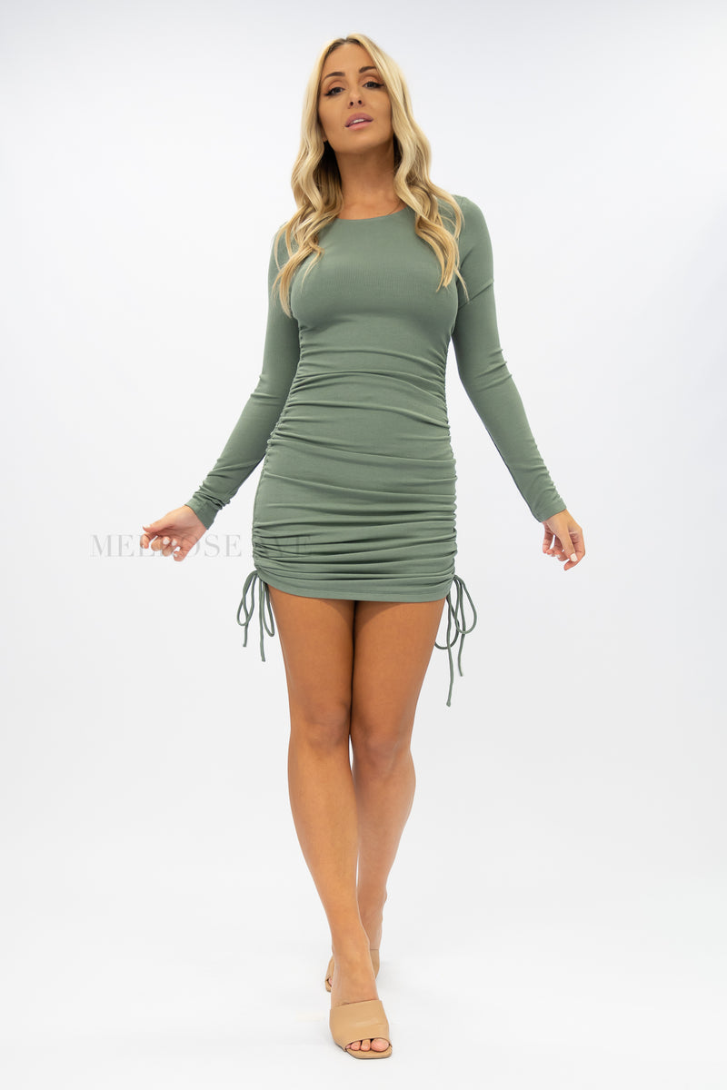 Taylor Mini Dress | Long Sleeves