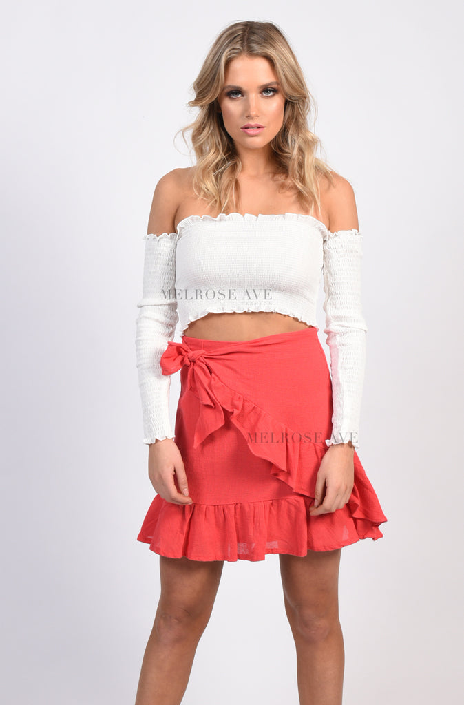 Alba Mini Skirt