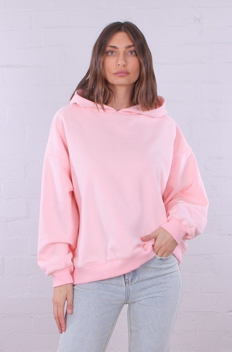 Cara Hooded Jumper