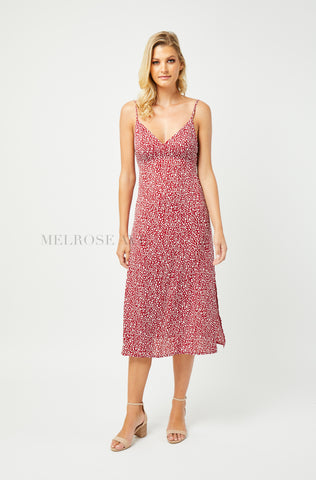 Alaia Mini Dress | Polka Dot