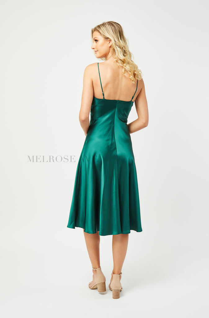 Alessandra Slip Dress | Green