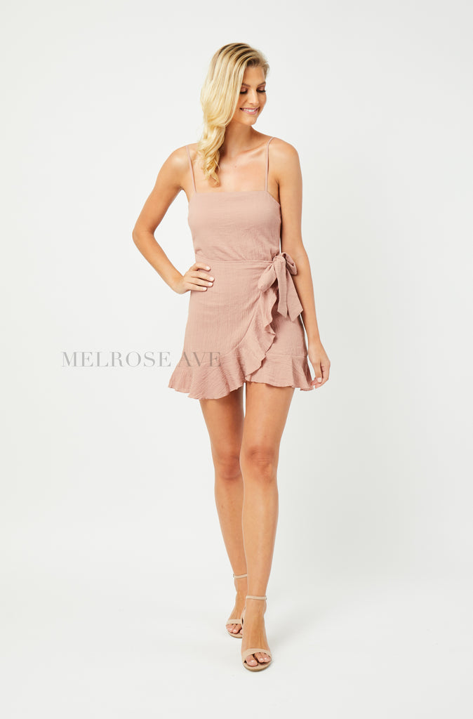 Calia Mini Dress | Pink