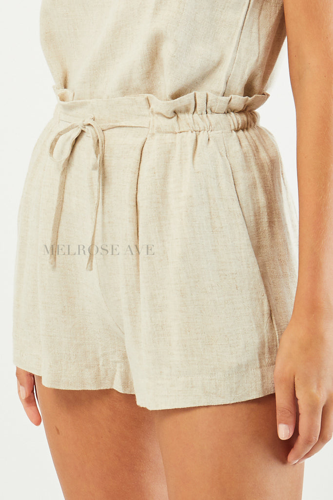 Annabel Shorts | Beige