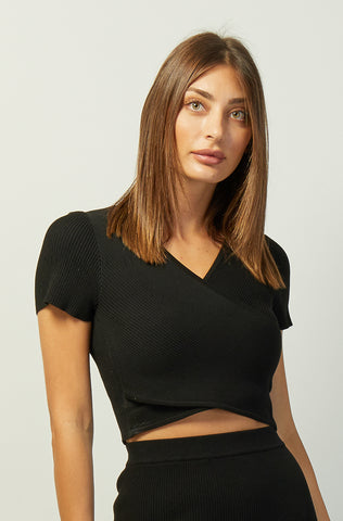 Summer Fling Crop Top | Gold