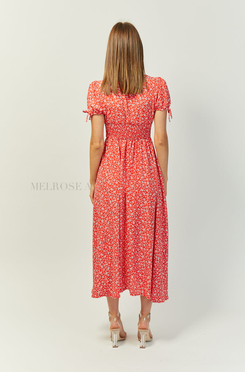 Annalise Maxi Dress | Floral