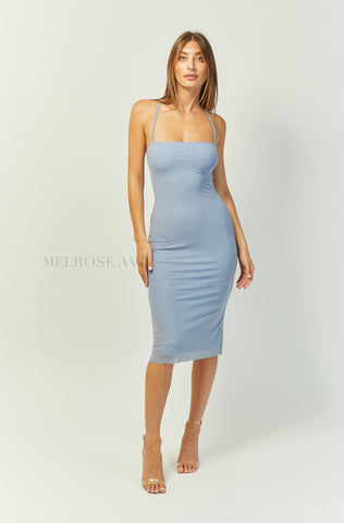 Elise Mini Wrap Dress