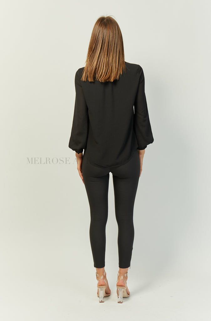Leslie Blouse | Black