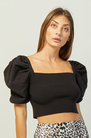 Valentina Crop Top