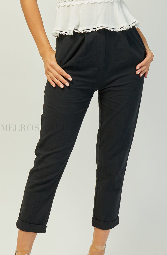Shiloh Pants | Black