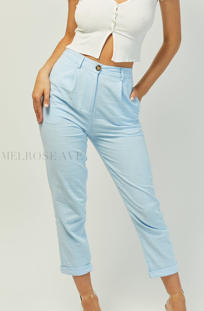Shiloh Pants | Blue