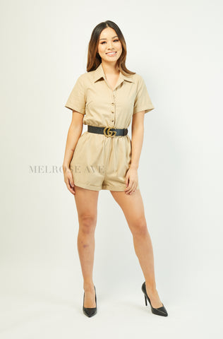 Mad For Love Playsuit