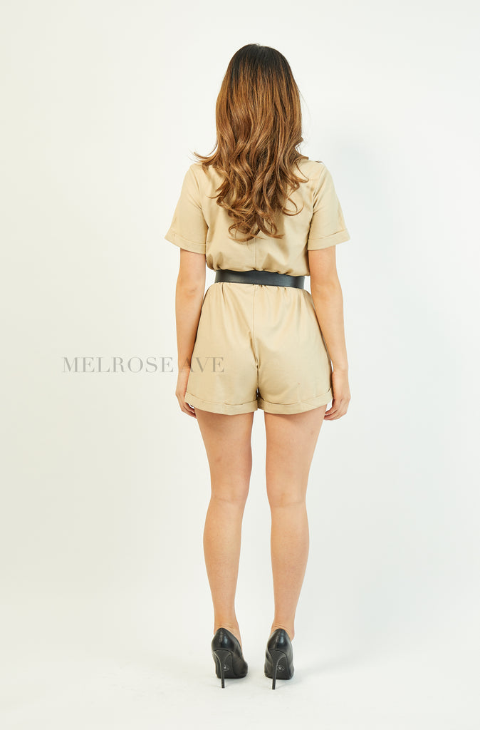 Girl Scout Playsuit