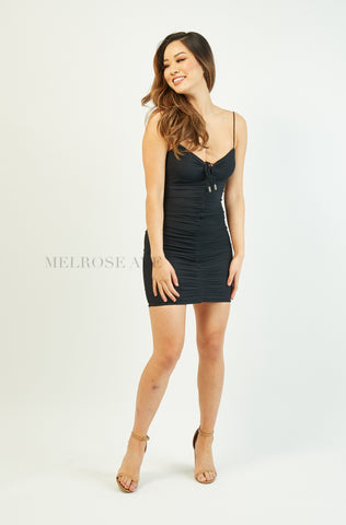 Jodi Mini Dress | Black
