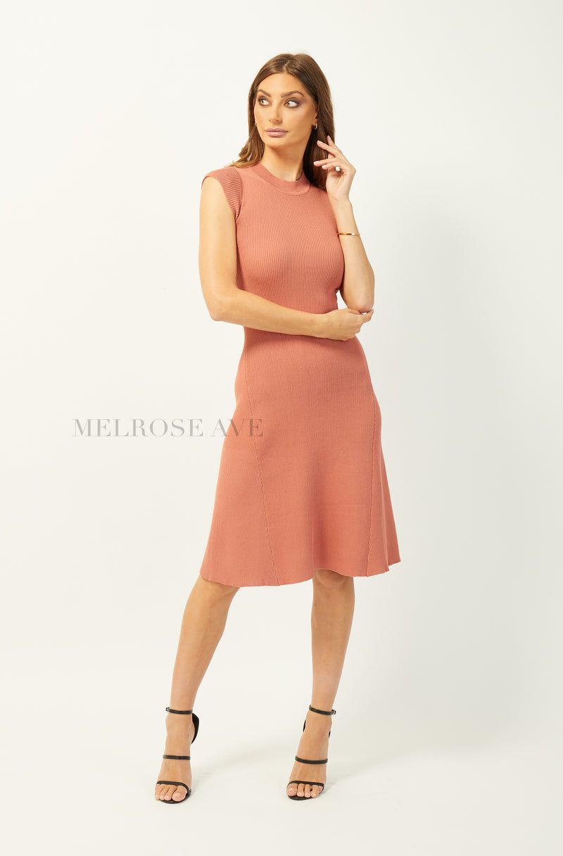 Sally Knit Midi Dress