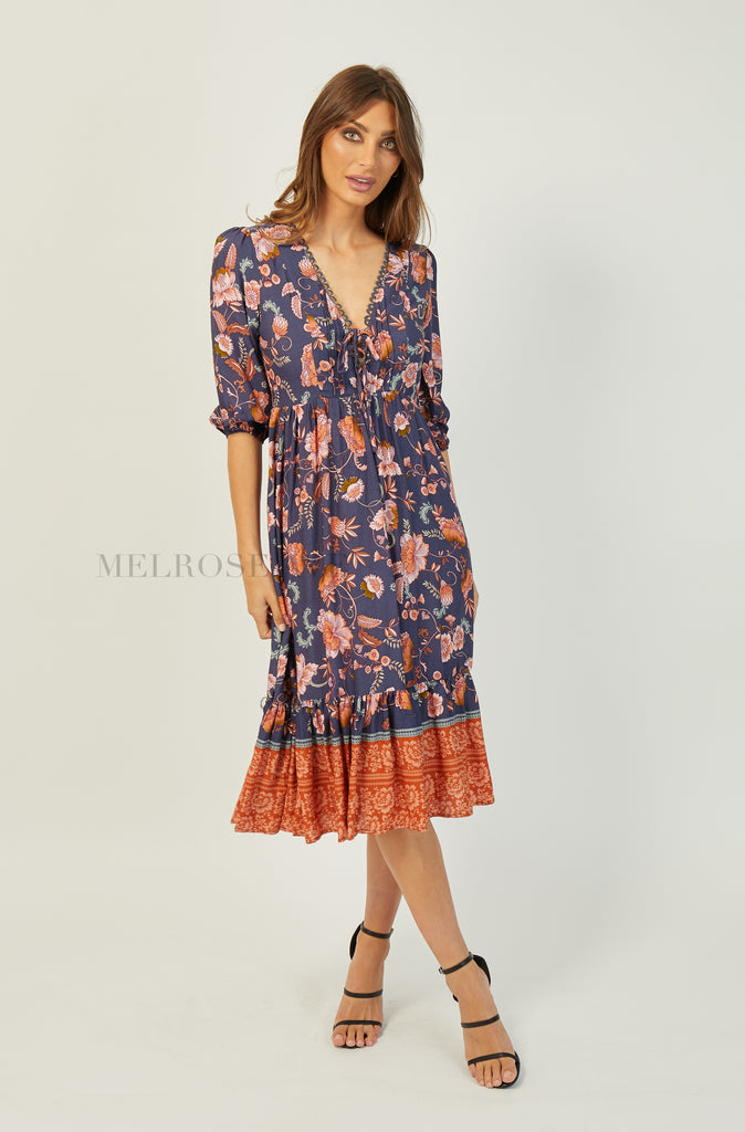 Sabina Midi Dress