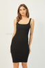 Winona Bodycon Dress | Black