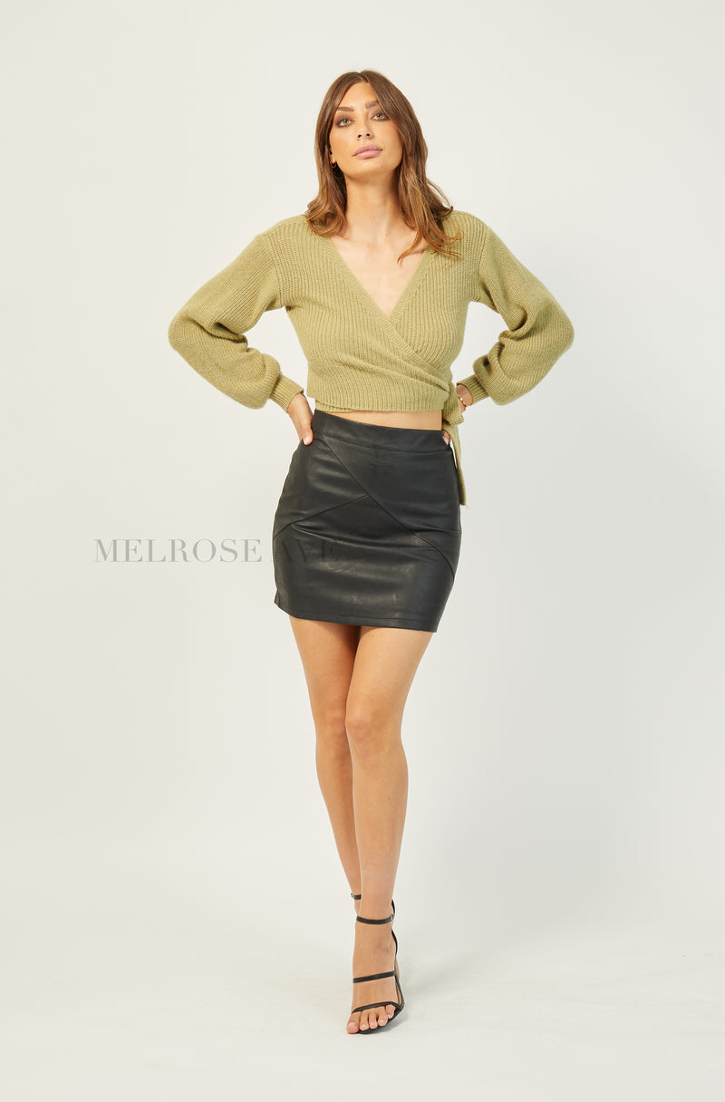Oh So Fine Skirt - Melrose Ave Fashion