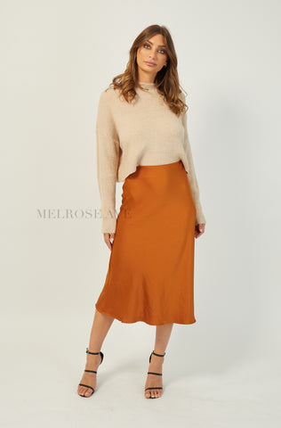 Lauren Knit Jumper | Beige