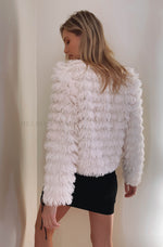 Haven Fluffy Cardigan