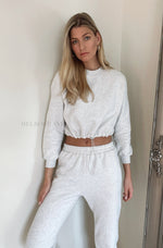 Sia Crop Jumper