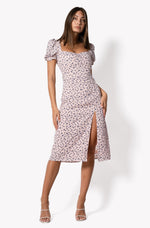 Flowerfields Midi Dress