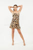Jodi Mini Dress | Leopard