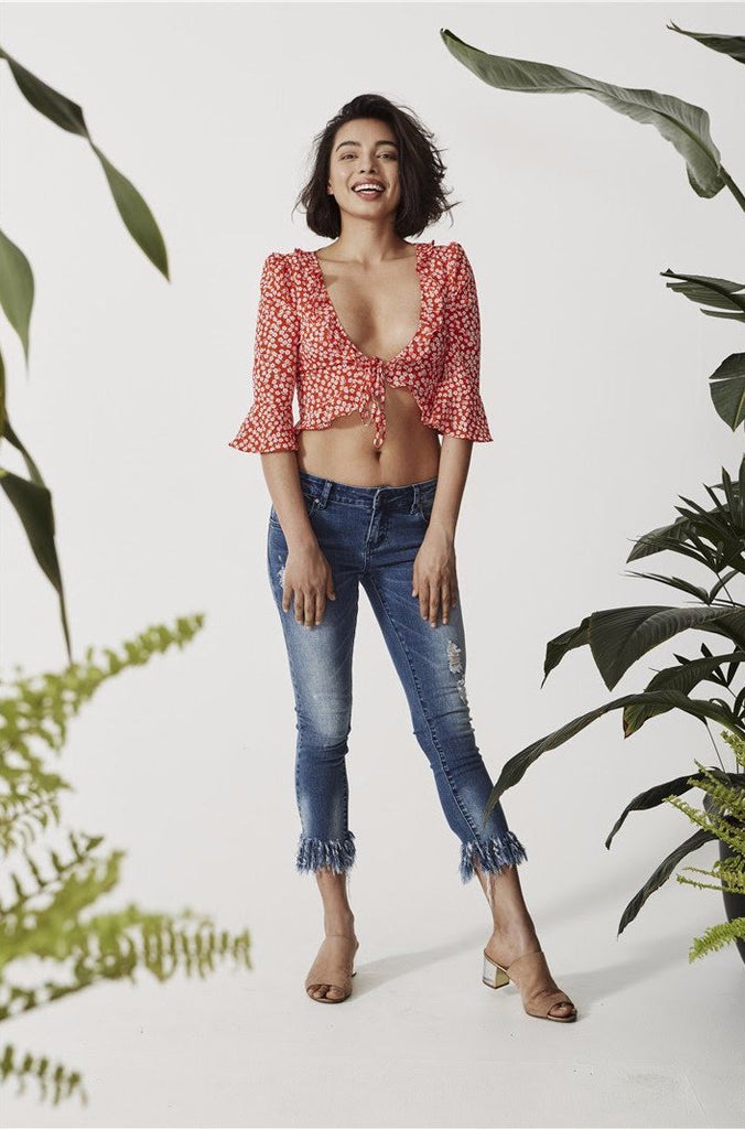Valery Crop Top