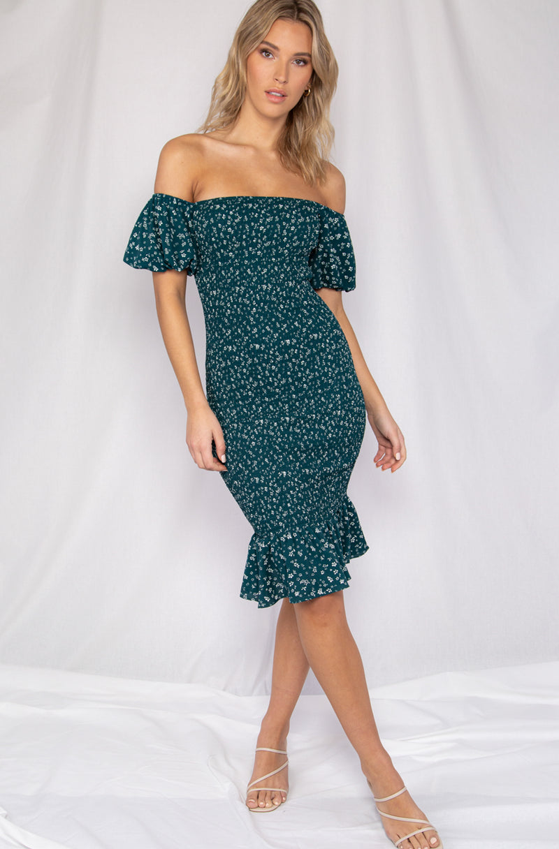 Cassandra Midi Dress