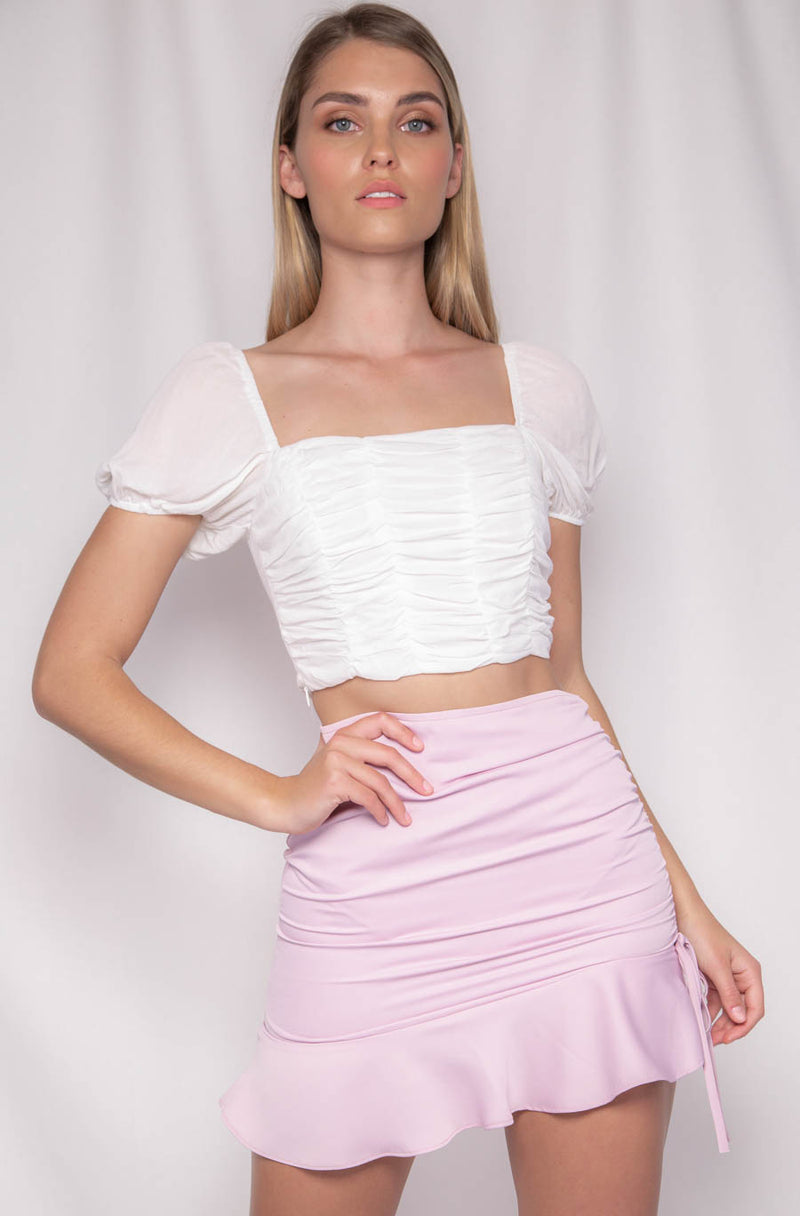 Ellie Crop Top