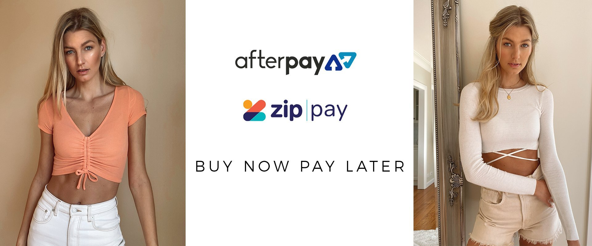 BUY NOW, PAY LATER!