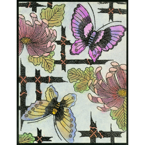 Butterfly Bamboo 680N