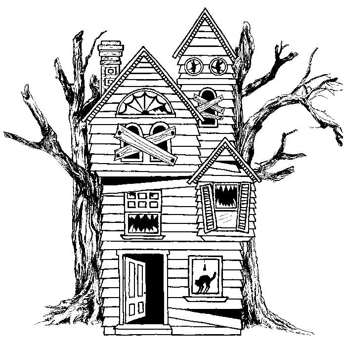 Haunted House 1560N
